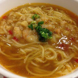 海老湯麺(ミスタードーナツ フレスタ香椎ショップ (mister Donut))