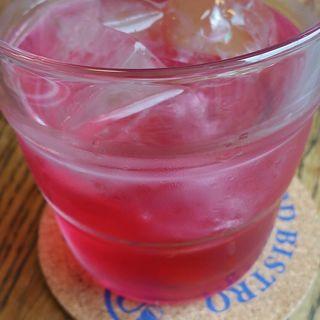 紫蘇ジュース(SARU 代々木上原店)