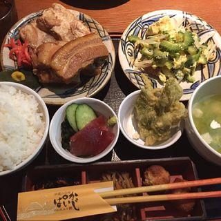 ぱいかじ御膳(ぱいかじ 新宿新南口店 )