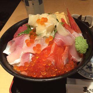 大海鮮丼(三是 (みこれ))