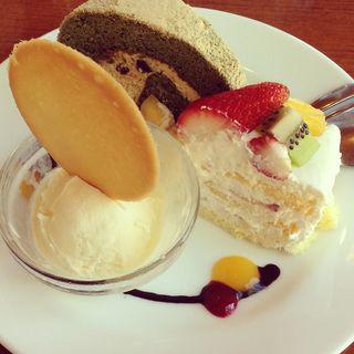 ランチデザート(Mark Ole Cafe(マークオーレカフェ))