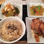 週替わり定食(パリヤ 青山店 (PARIYA))