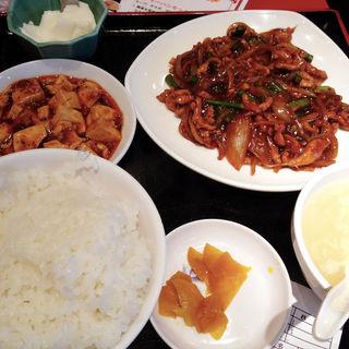 茄子の中国風味噌炒め(永利 豊洲駅前2号店 (中国四川料理 永利))