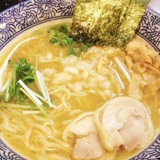 濃厚鶏骨醤油(麺屋 一楽 )