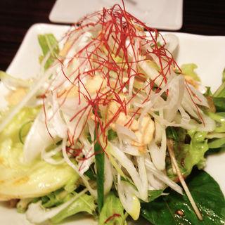 チョレギサラダ(俺の焼肉屋 )
