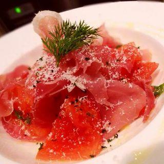 トマトのマリネ(torimo)