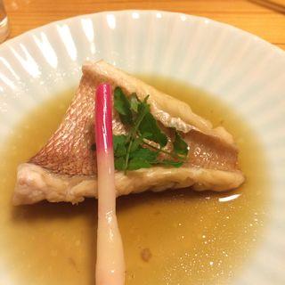 甘鯛の煮付け(一誠 )