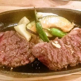 いちぼステーキ(淡路牛)(ミカゲ クラクラ (MIKAGE KuraKura))