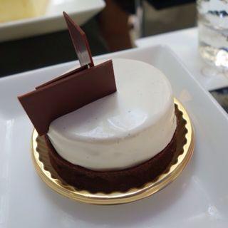 タルト ショコラ(ザ・ロビーラウンジ&バー )