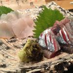 秋刀魚お造り