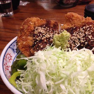 カツ丼(ぼんてん漁港 一番町芭蕉の辻店 )