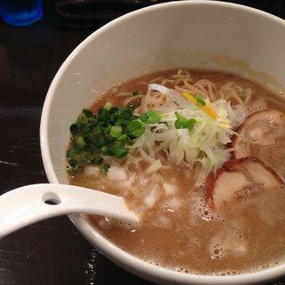 鶏白湯(麺家くさび 鶏の章)