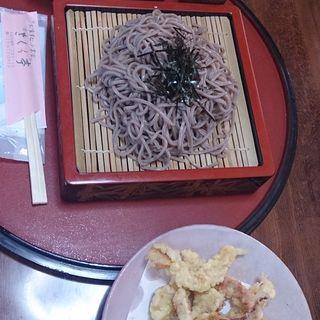 ざるそば(お食事処 小宴会 さくら亭)