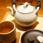 ほうじ茶(祇園NITI (ニチ))