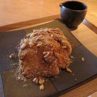あべかわ餅(祇園NITI (ニチ))