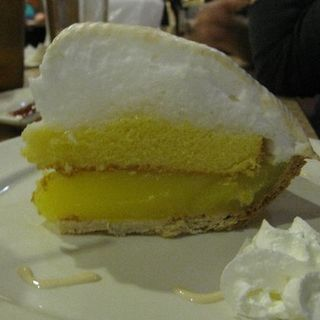 Lemon Meringue Pie(Brownstone Diner )