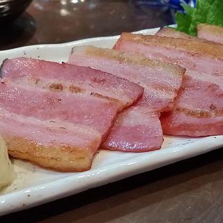 炙りベーコン(おさかなやたい まつり )