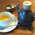 屋久島産の野ぶどう茶