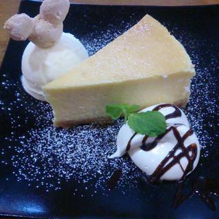 ニューヨークチーズケーキ(玉かふぇ )