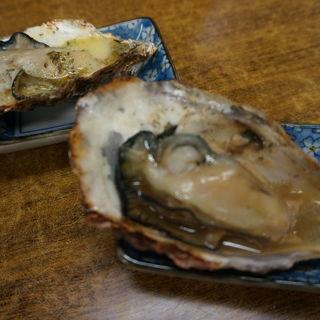 焼牡蠣 ガーリックバター(宮島の牡蠣くん )