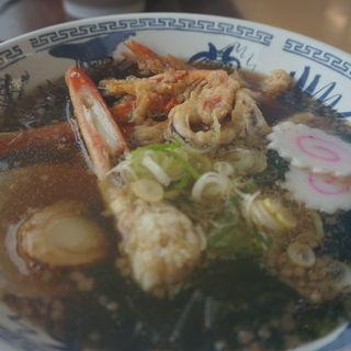 魚介ラーメン(砂丘会館 )