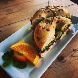 BLT with Avocado(Fresh Cafe)