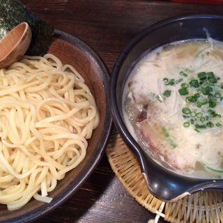 塩つけ麺(つけ麺 まるや)