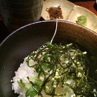 京風出汁茶漬け(もつ吉 (もつきち))