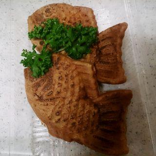 鯛焼き(あんことチーズ)(御料理処 青木 )