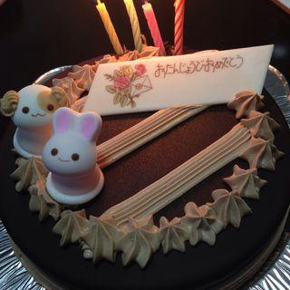 チョコレートケーキ(ケーキハウス那伊斗 (ケーキハウスナイト))
