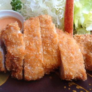 とんかつ定食(瓢亭  )