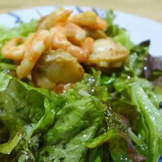 野菜そば(悠日カフェ )