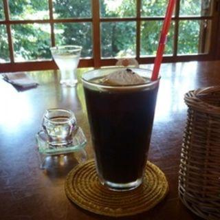 コーヒーフロート(茂庵(もあん))