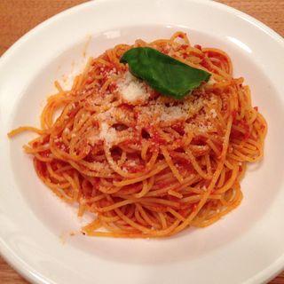スパゲッティ ポモドーロ(トラットリア レモン )