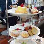 アフタヌーンティーセット(グラン カフェ (The Grand Cafe))