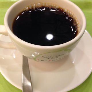 ホットコーヒー(ベーカリー&カフェ ル・パセリ)