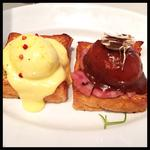 Eggs Benedict Brunch SET2