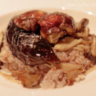 究極のフォアグラステーキ丼(BISTRO SABLIER (ビストロサブリエ 【旧店名】Kitchen&Wine Sablier))
