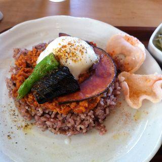 キーマカレー(アメヤ食堂 )