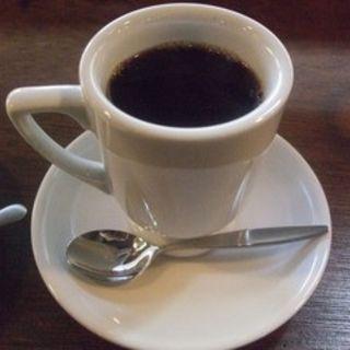 ホットコーヒー(月と六ペンス (ツキトロクペンス))