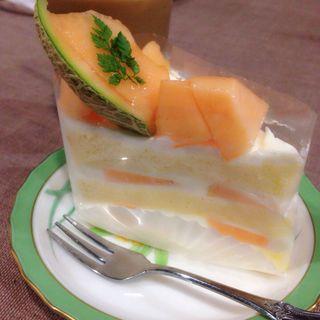 メロンショートケーキ(SHIKA)