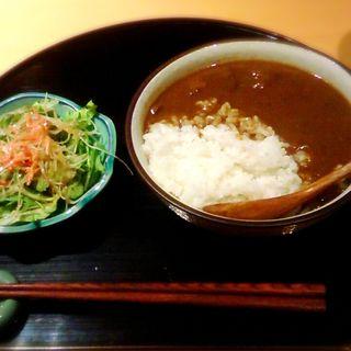 黒毛和牛カレーライス(錦輝茶寮 (キンキサリョウ))