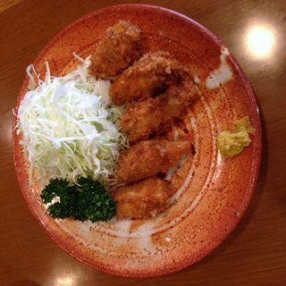 カキフライ(キッチンハウス かかし )