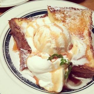 グラムフレンチトースト(gram)