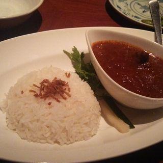 柔らか牛すね肉のブラウントマトカレー(チタ チタ (CITA・CITA))