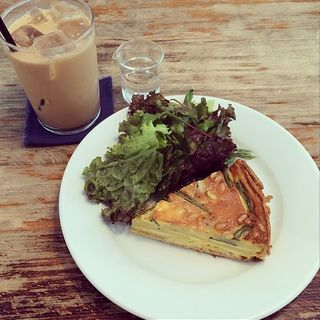 野菜タルト(エルマーズグリーンカフェ (ELMERS GREEN CAFE))
