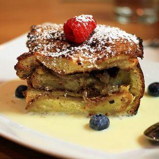 Banana bread pudding(Scratch Kitchen & Bake Shop )