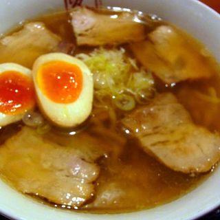 喜多方ラーメン(坂内食堂 京都店 (喜多方ラーメン))