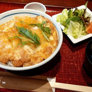 やまと豚カツ丼(豚肉創作料理 やまと横浜ランドマーク店 )