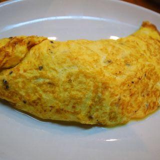 チーズオムレツ(限界灘 宮津店)